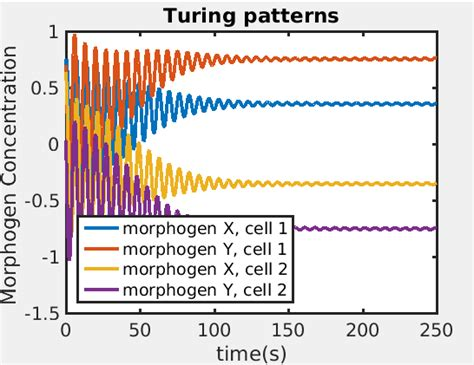 turing pattern formation matlab code hugo bowne anderson