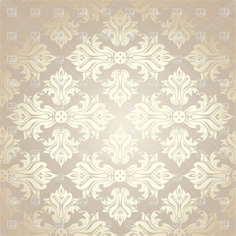free vector pattern background texture seamless grey damask wallpaper royalty free vector clip