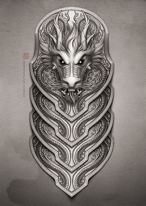 25 beautiful viking tribal tattoos ideas on collection of 25 viking wolf design