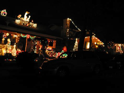 christmas light photos part 1 york blvd
