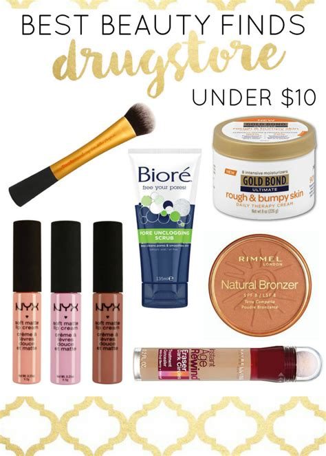 10 Drugstore Make Up Picks That Wont The Bank by Best Drugstore Finds 10 The Dumbbelle