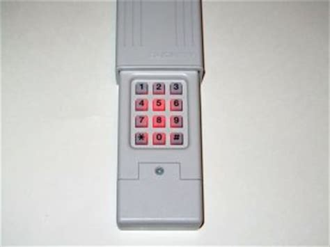 Overhead Door Model Tbsto Type 1 Garage Door Opener Remote Overhead Garage Door Opener Keypad