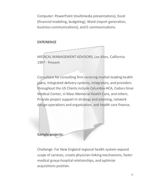 consulting firm cover letter cover letter for consulting firm