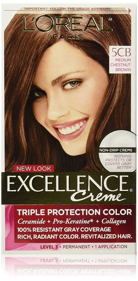 Hair Detox Colour Excellence by Loreal Excellence Hair Color 8bb Best Hair Color 2017