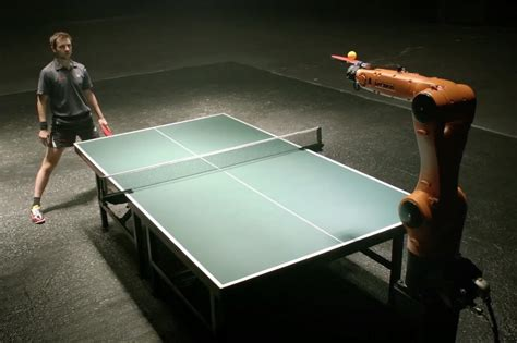 vs machine table tennis ch to take on ping pong
