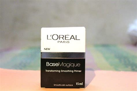 L Oreal Base Magique l oreal base magique primer review