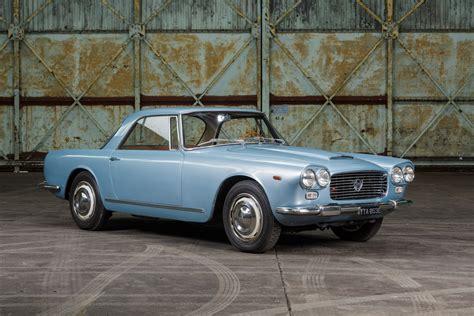 lancia superleggera 1965 lancia flaminia touring 187 pendine historic cars