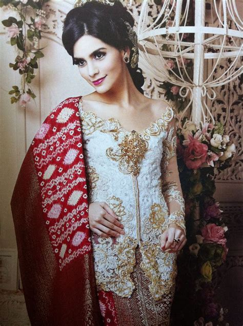 Kebaya Modern 1000 Images About Kebaya Artis On Wedding