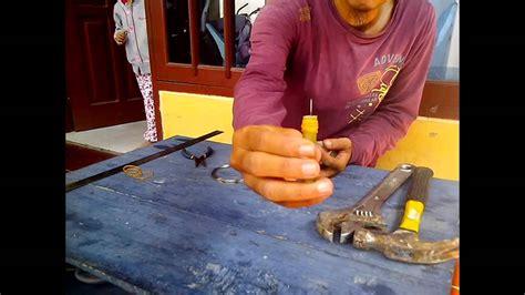 youtube membuat joran pancing bagaimana cara membuat mata kail pancing khusus udang