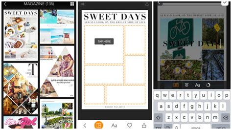 layout magazine app best photo collage app for iphone compare the 5 best
