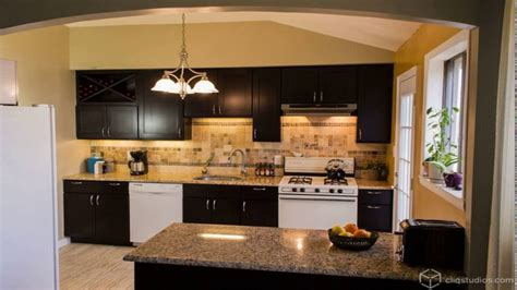 kitchen design with white appliances kitchen design white appliances dark cabinets youtube
