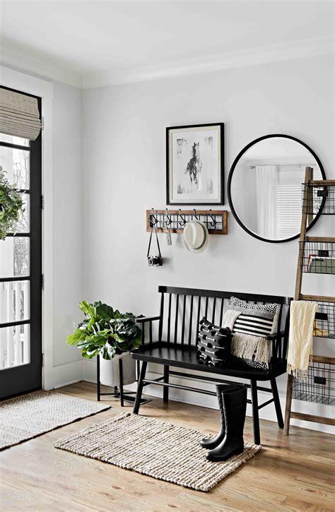 refresh  entryway   gorgeous indoor bench