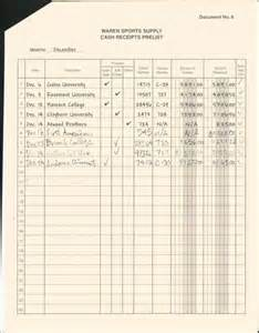 Receiving Report Template kic document 0001