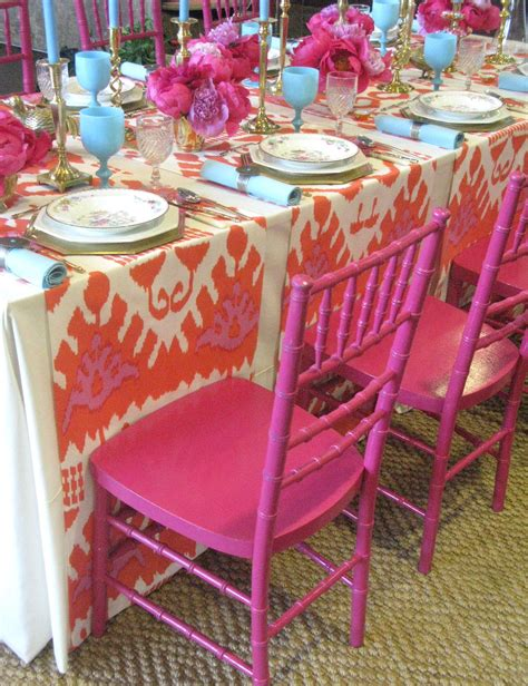 fabulous table settings purple entertaining and event find bohemian table