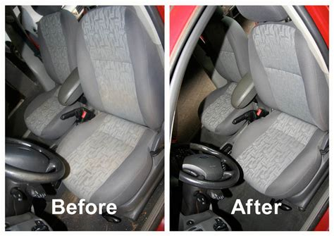 cleaning car upholstery fabric how to clean car upholstery the car database