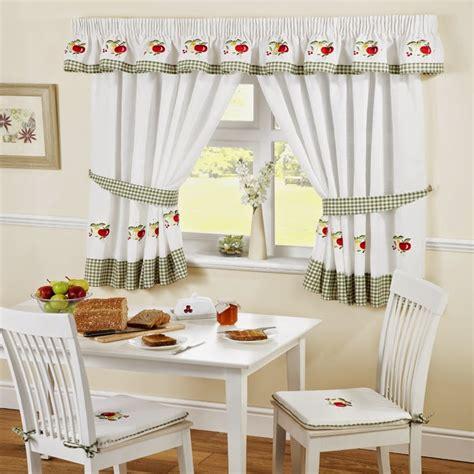 imagenes de cortinas de cocina como elegir las cortinas de cocina 2018 hoy lowcost