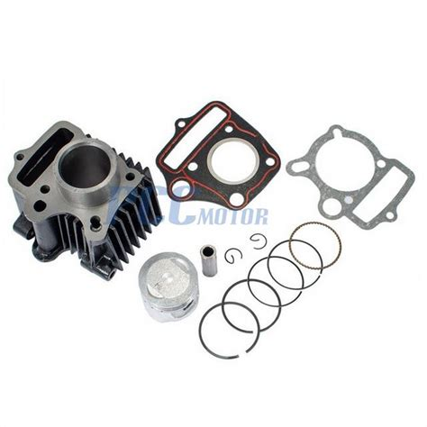 Spare Part Piston Set Motor Mini Trail Gp Dan Atv Suku Cadang Murah cylinder piston kit assembly honda z50 z50r xr50 crf50
