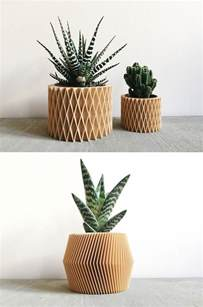 Made Planters by These Biodegradable Planters Are Made From 3d Printed Wood