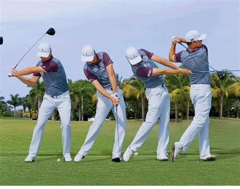 golf swing tempo swing sequence zac johnson australian golf digest