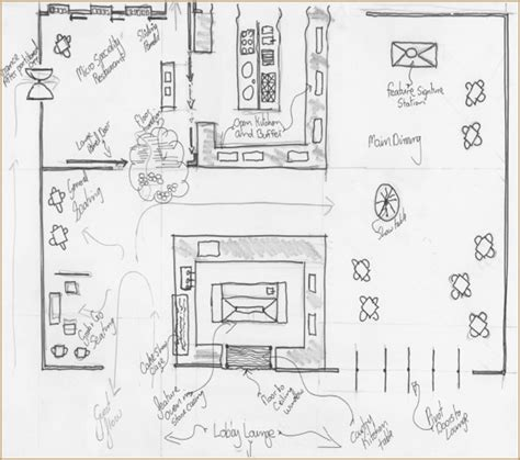 free layout restaurant blueprints for restaurant free home design and decor reviews