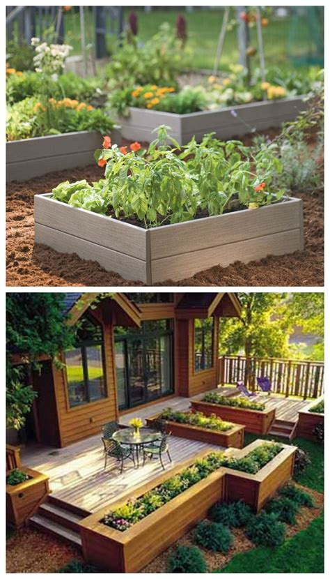 Backyard Raised Garden Ideas Raised Bed Garden Designs Raised Gardens Raised Garden Beds And Garden Beds
