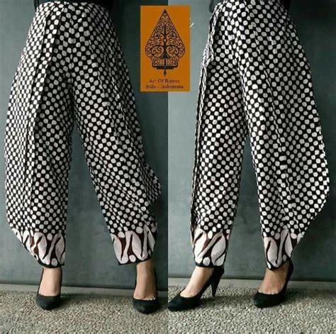 Celana Palazzo Lurik 25 best ideas about batik fashion on