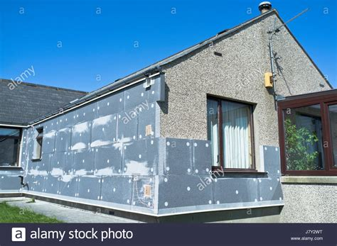 House Insulation by Wall Insulation Heating Building House Insulation Uk External Wall Stock Photo Royalty Free