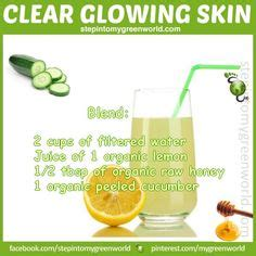 Best Detox For Glowing Skin by 1000 Images About Great Health Tips On