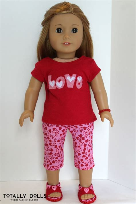 valentines costume shop american doll clothes s day quot endless