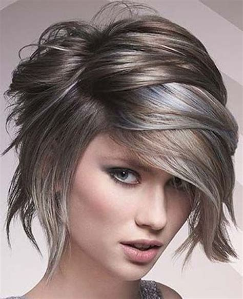 7 Ways To Work The Layered Look by Look Layered Hairstyles 2017 For
