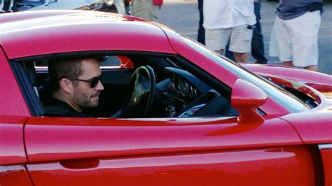 paul walker porsche model paul walker vs porsche