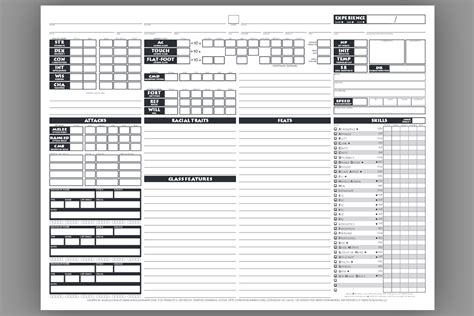 pathfinder templates pathfinder player sheets related keywords pathfinder