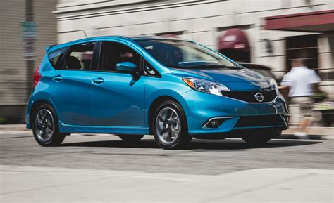 compact nissan versa note the motoring usa nissan announces pricing for the
