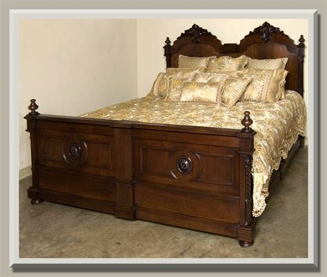 Antique Mattress Sizes by Antique Of The Week A Bed Fit For A King Antiques In Style