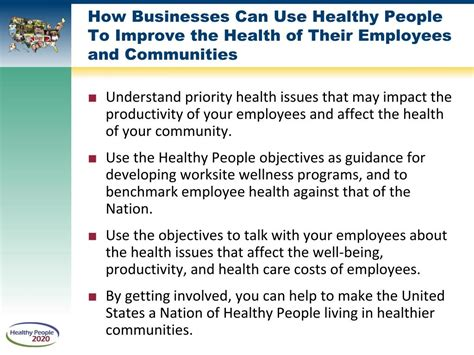 help user accounts united states department of health ppt healthy people 2020 powerpoint presentation id 372665