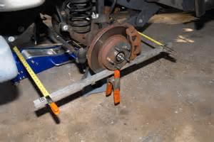caster adjustment jeep grand