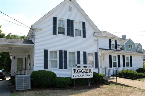 eggers funeral home closes today special