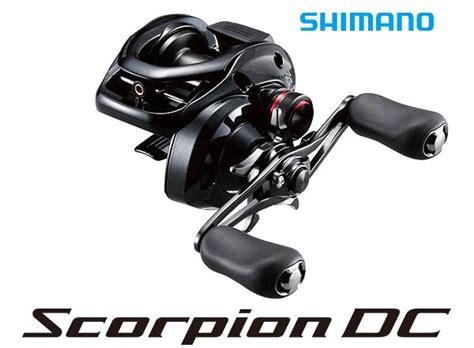 Shimano Scorpion Dc 101hg 2017 new shimano scorpion dc 101hg lh left handed bait reel from japan ebay