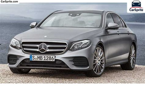 mercedes e 180 2017 prices and specifications in