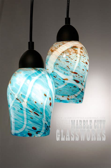 etsy pendant light items similar to 2 turquoise speckled pendant lights