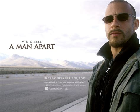 a man appart a man apart