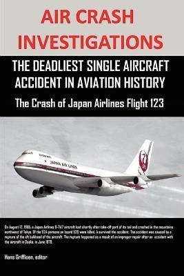 in flight books air crash investigations the deadliest single aircraft