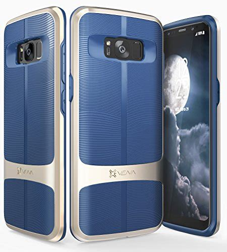 Acc Blueray Samsung Galaxy S8 Plus Slim Cover Hardca galaxy s8 plus vena vallure wave texture bumper