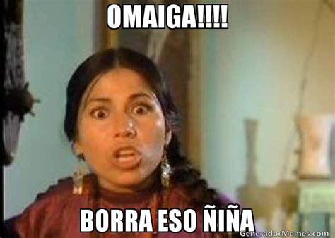 Omaiga Meme - omaiga borra eso i a meme india maria