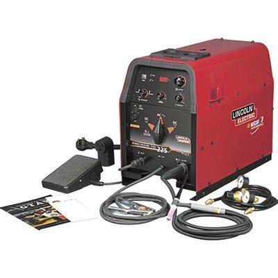 cheap lincoln welders lincoln electric precision tig 225 230v ac dc tig welder