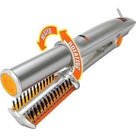 Special Instyler 2in1 Hair Rotating Iron Silver 2 In 1 hair straightener curling in styler