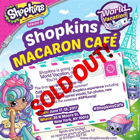 Shopkins Macaron Tower brandchannel passing 1b in sales shopkins world