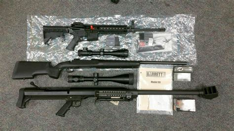 Contra Costa County Warrant Search Special Agents Investigate Illegal Gun Sales In Contra Costa County California