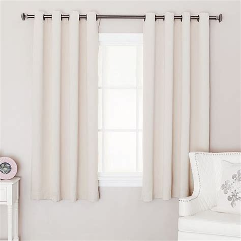 curtains for small windows in bedroom short curtains bedroom windows and curtains on pinterest