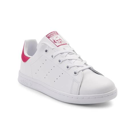 youth adidas stan smith athletic shoe